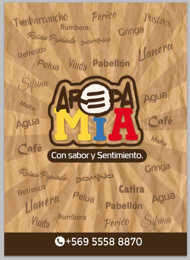 Arepa Mia, Santiago